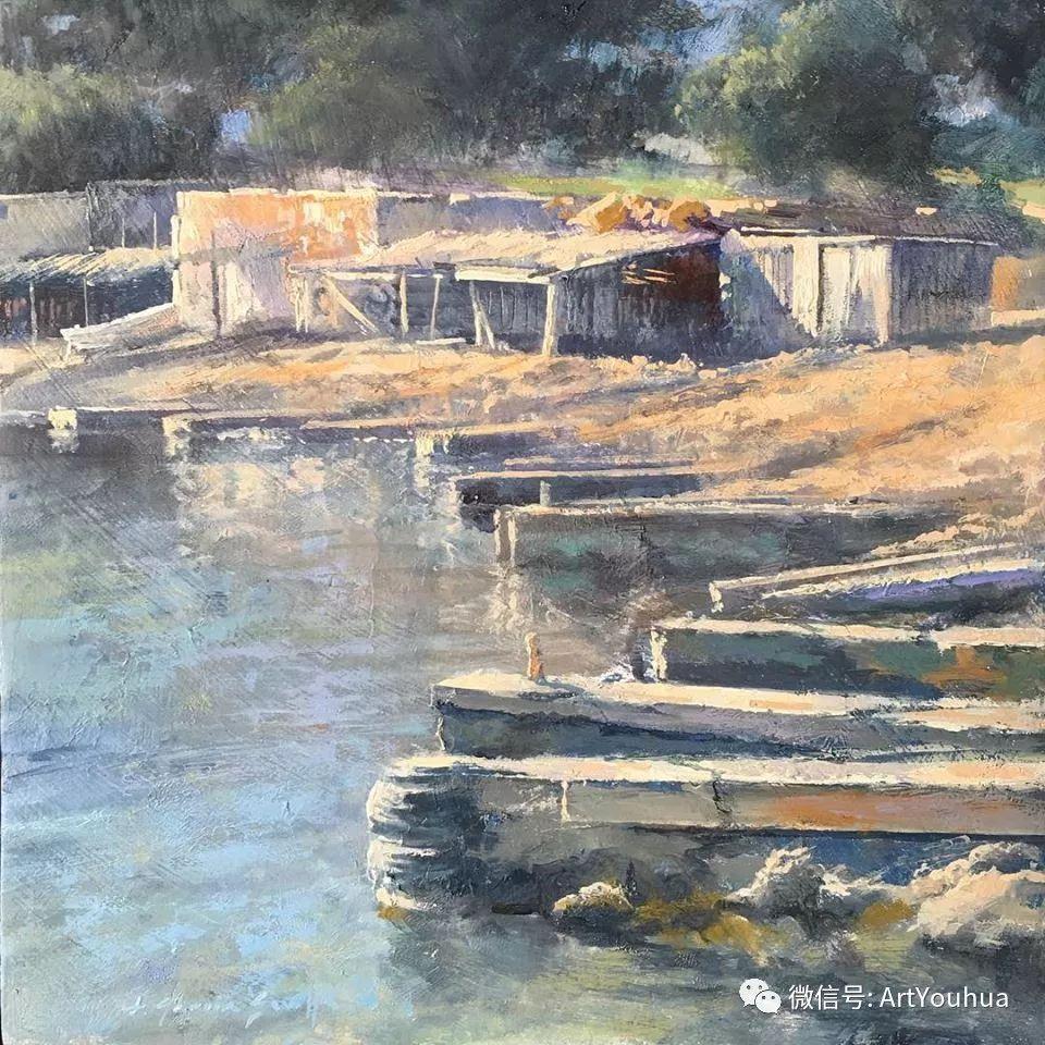 他拥有超过一百个国家和国际绘画奖项插图43