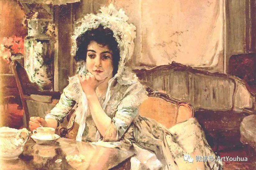 西班牙画家Emilio Sala y Frances作品欣赏插图