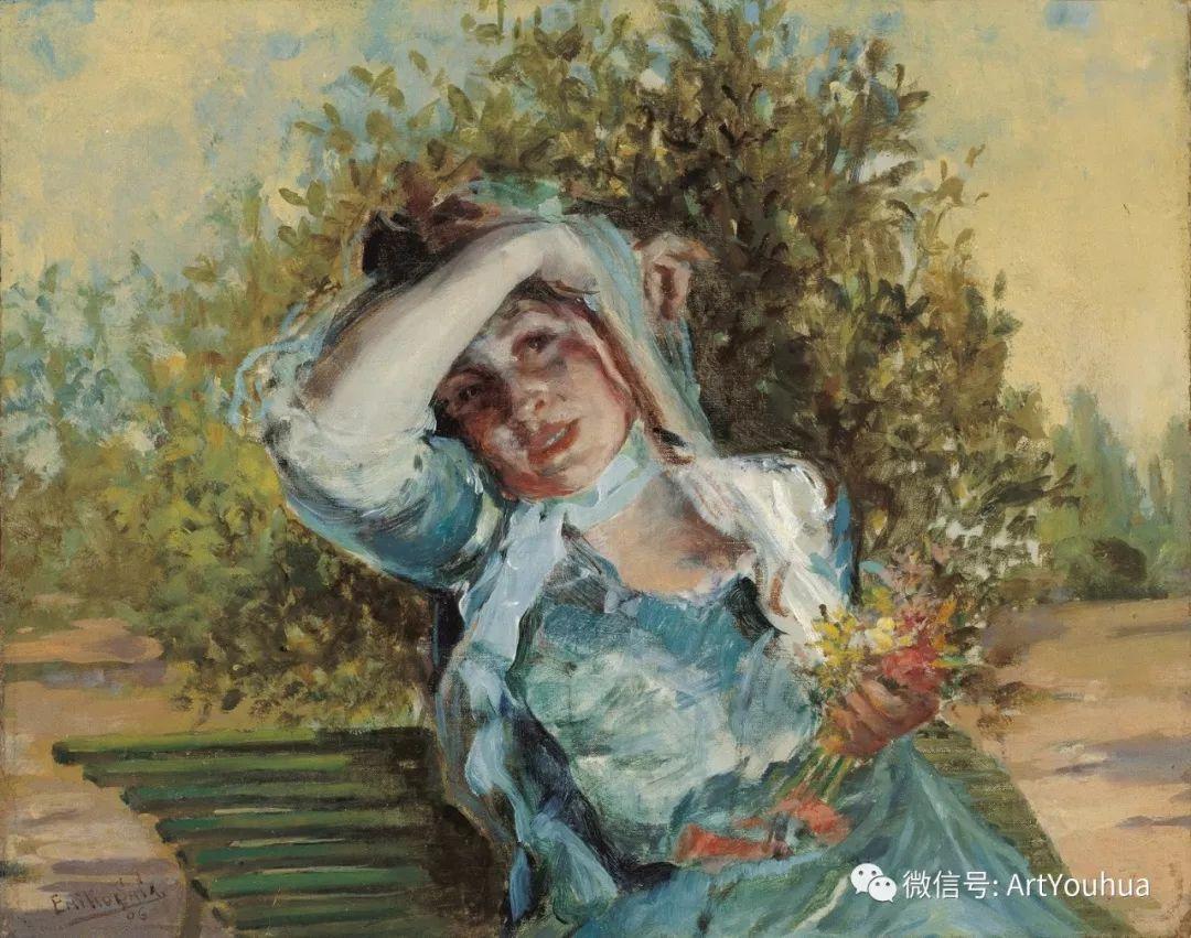 西班牙画家Emilio Sala y Frances作品欣赏插图3