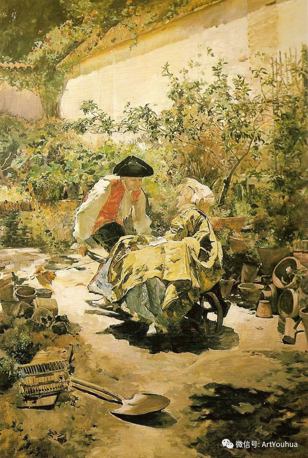 西班牙画家Emilio Sala y Frances作品欣赏插图5