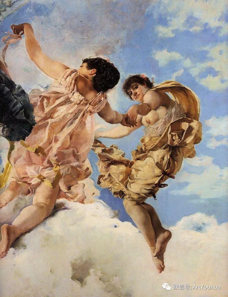 西班牙画家Emilio Sala y Frances作品欣赏插图10