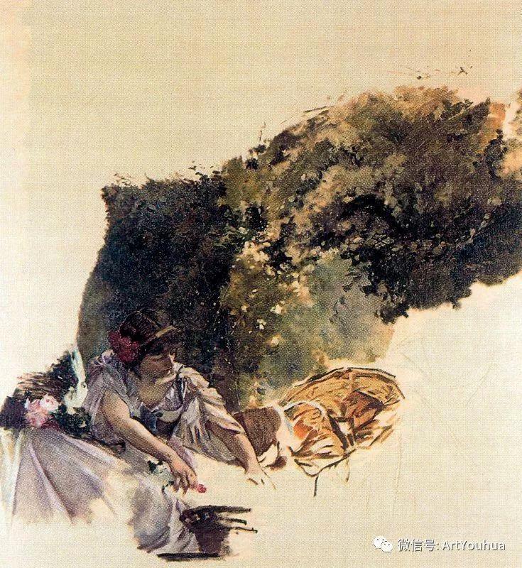西班牙画家Emilio Sala y Frances作品欣赏插图13