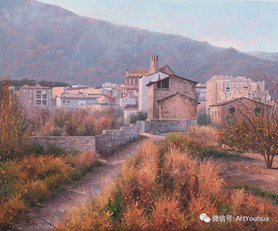 他离开了大城市去往宁静的乡村追寻艺术插图23
