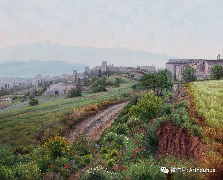 他离开了大城市去往宁静的乡村追寻艺术插图33
