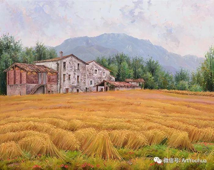 他离开了大城市去往宁静的乡村追寻艺术插图37
