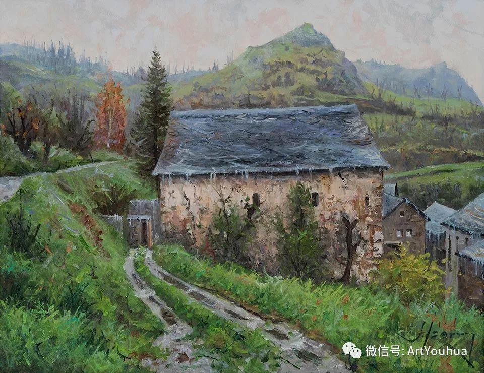 他离开了大城市去往宁静的乡村追寻艺术插图41