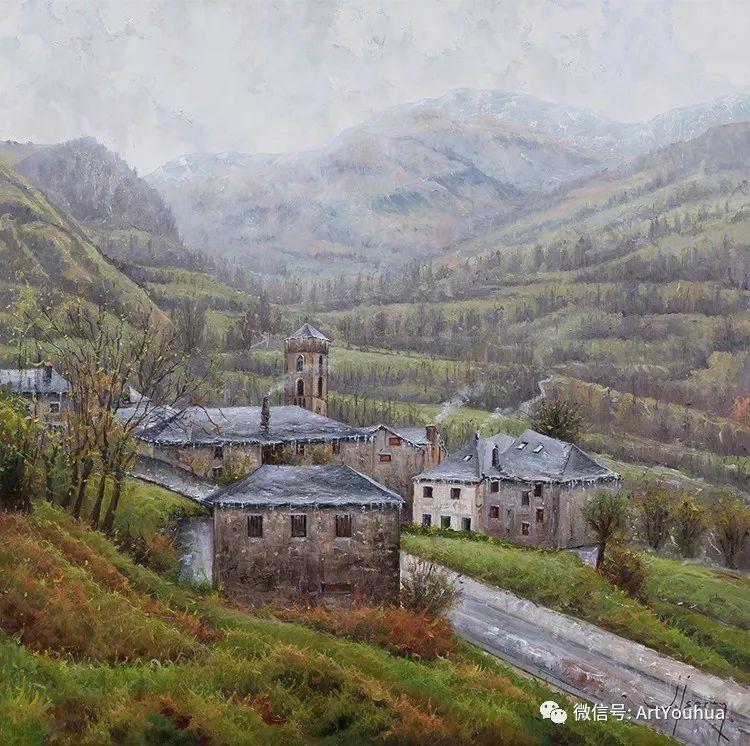 他离开了大城市去往宁静的乡村追寻艺术插图47