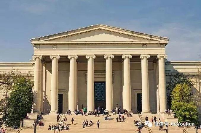 98图 华盛顿国家美术馆藏欣赏插图1