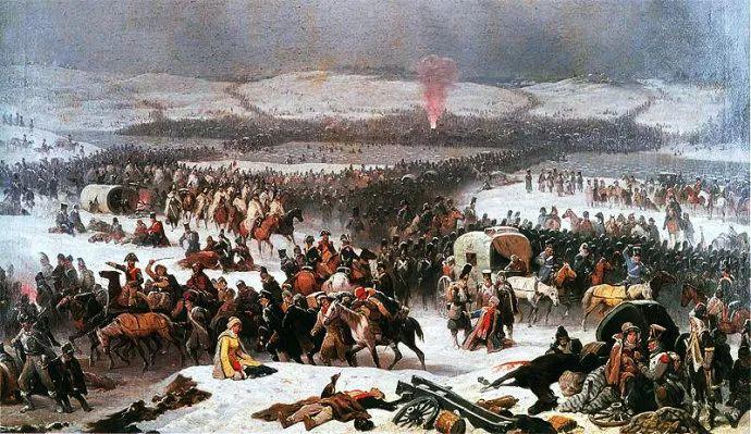 军事题材作品 波兰画家苏霍多尔斯基(1797-1875)插图11