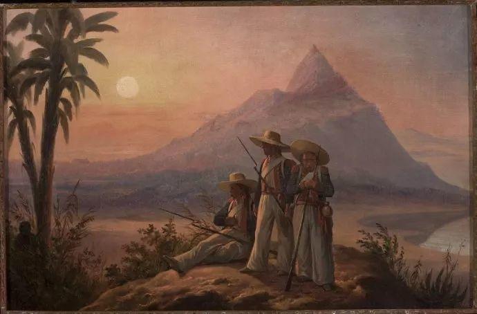 军事题材作品 波兰画家苏霍多尔斯基(1797-1875)插图29