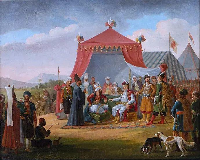 军事题材作品 波兰画家苏霍多尔斯基(1797-1875)插图39