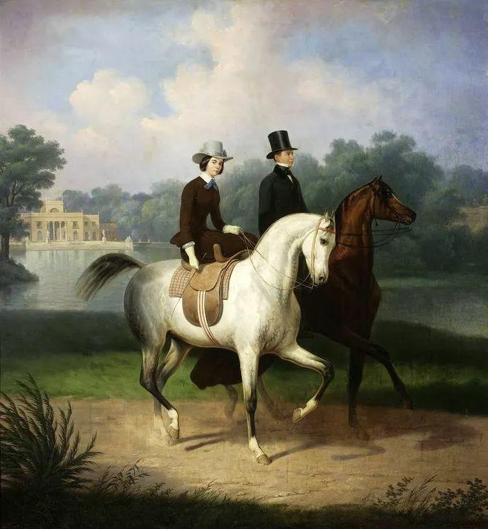 军事题材作品 波兰画家苏霍多尔斯基(1797-1875)插图43