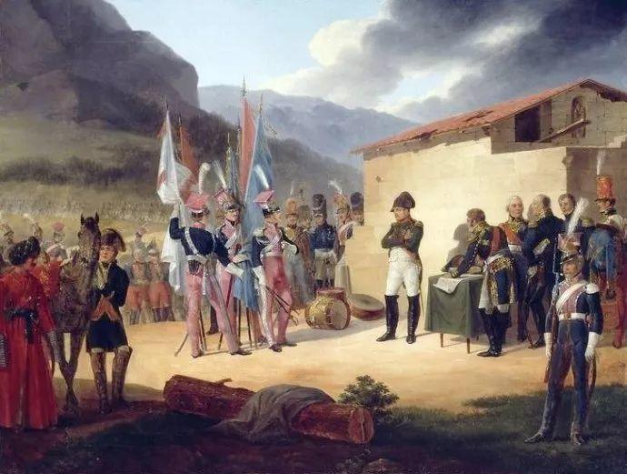 军事题材作品 波兰画家苏霍多尔斯基(1797-1875)插图55