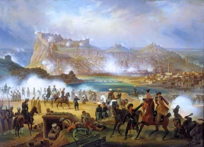 军事题材作品 波兰画家苏霍多尔斯基(1797-1875)插图59
