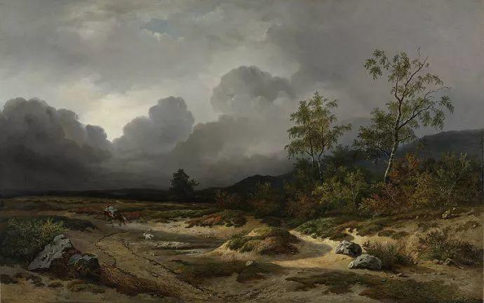荷兰文艺复兴先驱者 Willem Roelofs (1822-1897)插图3