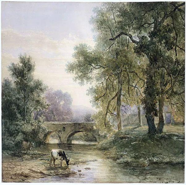 荷兰文艺复兴先驱者 Willem Roelofs (1822-1897)插图5