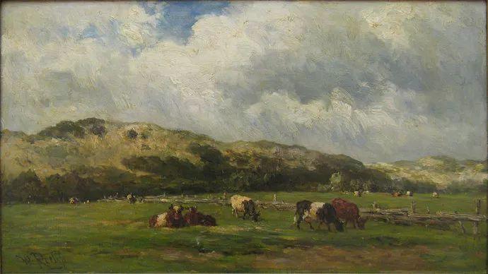 荷兰文艺复兴先驱者 Willem Roelofs (1822-1897)插图17