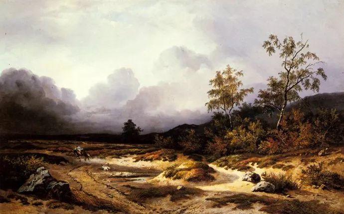 荷兰文艺复兴先驱者 Willem Roelofs (1822-1897)插图23