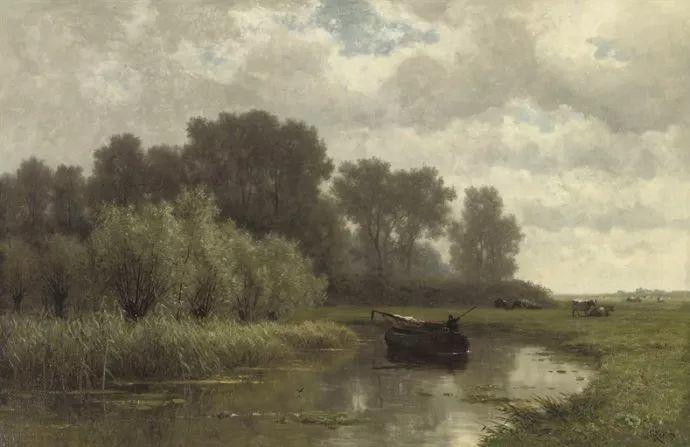 荷兰文艺复兴先驱者 Willem Roelofs (1822-1897)插图27