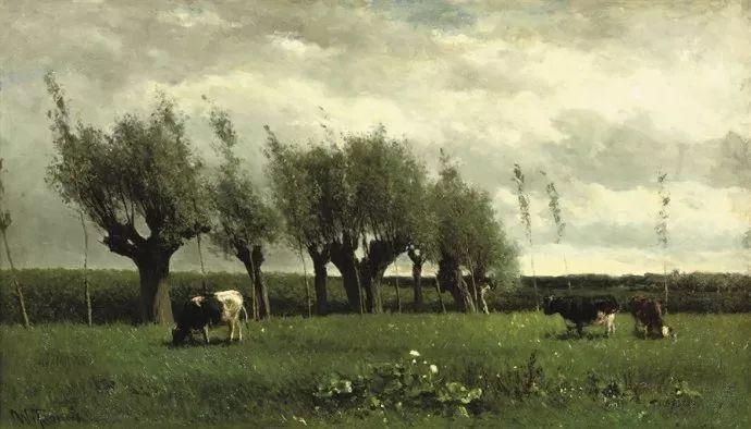 荷兰文艺复兴先驱者 Willem Roelofs (1822-1897)插图29