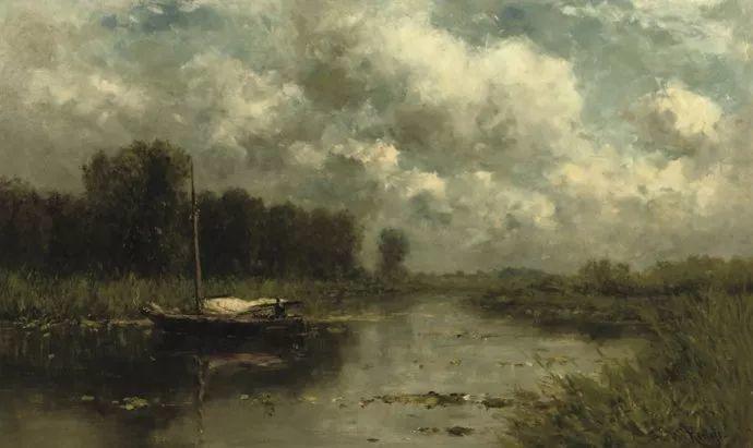 荷兰文艺复兴先驱者 Willem Roelofs (1822-1897)插图31