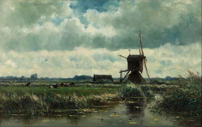 荷兰文艺复兴先驱者 Willem Roelofs (1822-1897)插图49