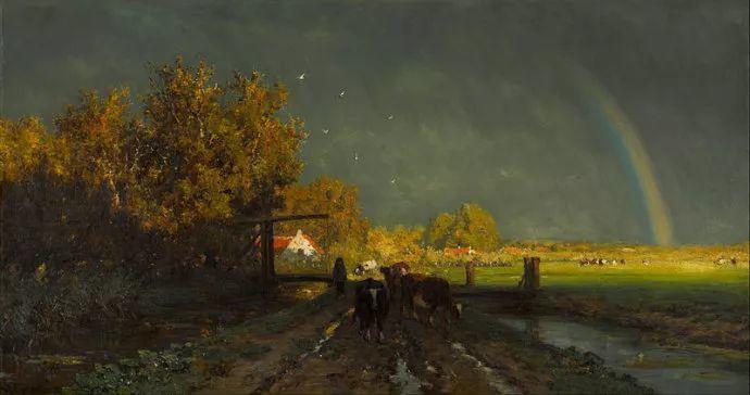 荷兰文艺复兴先驱者 Willem Roelofs (1822-1897)插图51