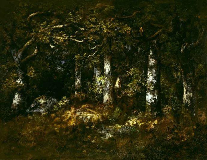 善于表现森林景观 法国巴比松画派迪亚兹(1808-1876)插图13