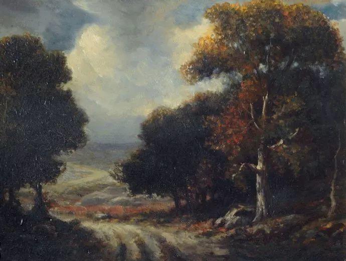 善于表现森林景观 法国巴比松画派迪亚兹(1808-1876)插图29