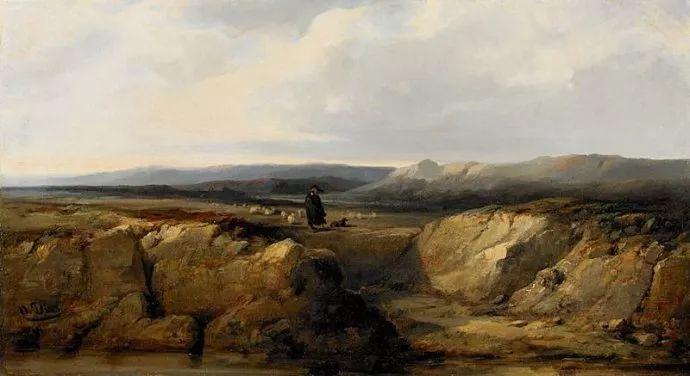 善于表现森林景观 法国巴比松画派迪亚兹(1808-1876)插图37