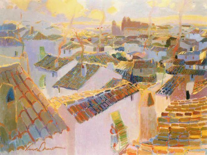 西班牙画家Luis Fernández Amer插图31