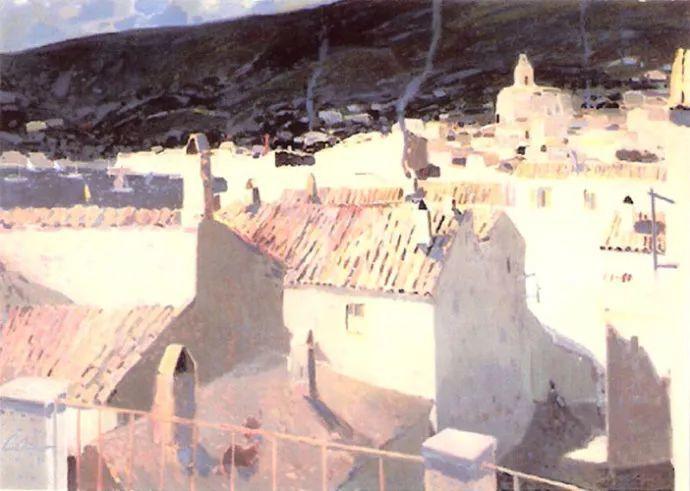 西班牙画家Luis Fernández Amer插图35
