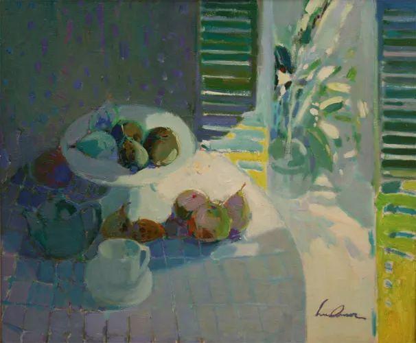 西班牙画家Luis Fernández Amer插图39