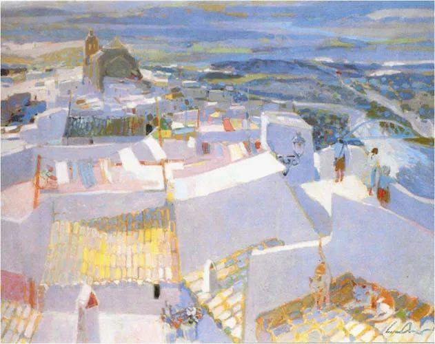 西班牙画家Luis Fernández Amer插图47