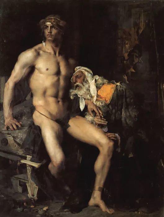 可称为米勒的后继者 法国画家勒帕热(1848-1884)插图7