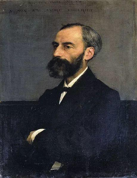 可称为米勒的后继者 法国画家勒帕热(1848-1884)插图9