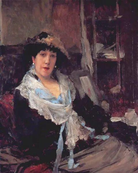 可称为米勒的后继者 法国画家勒帕热(1848-1884)插图11
