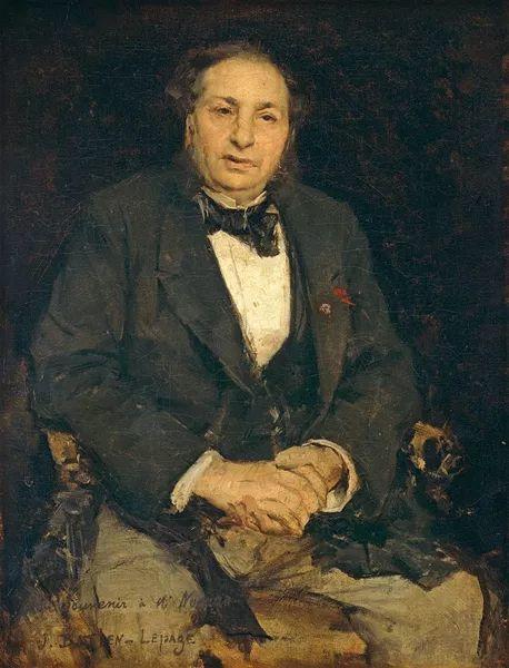可称为米勒的后继者 法国画家勒帕热(1848-1884)插图57
