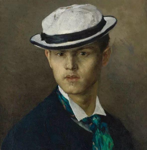 可称为米勒的后继者 法国画家勒帕热(1848-1884)插图67