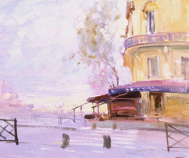 俄罗斯画家Peter Bezrukov插图9