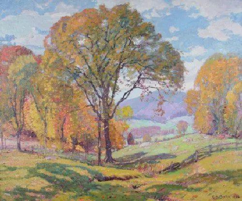 美国艺术家Karl Albert Buehr (1866–1952)插图6