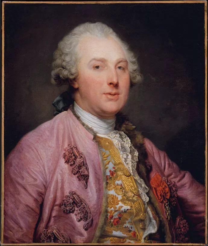 18世纪肖像画新风格 法国画家格勒兹(1725-1805)插图5