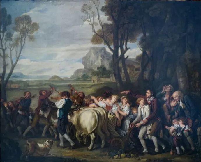 18世纪肖像画新风格 法国画家格勒兹(1725-1805)插图6