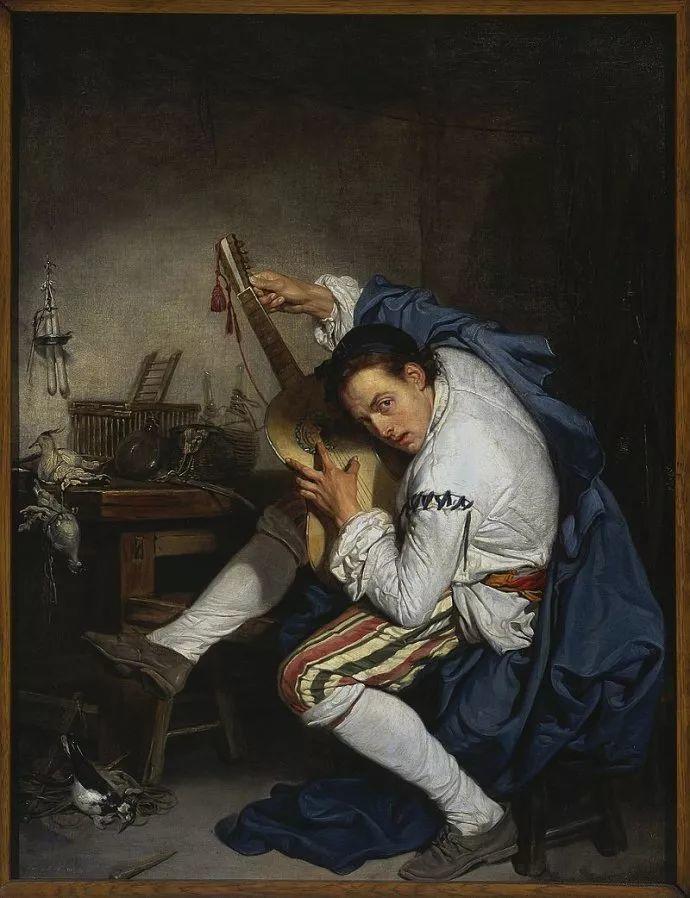18世纪肖像画新风格 法国画家格勒兹(1725-1805)插图10