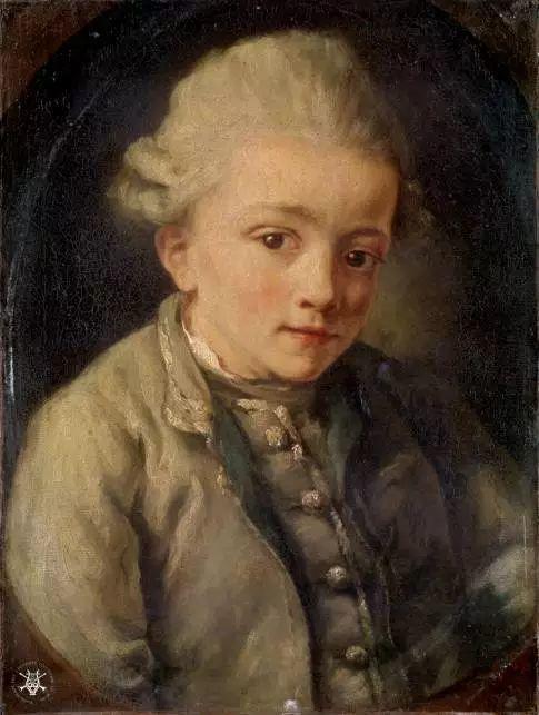 18世纪肖像画新风格 法国画家格勒兹(1725-1805)插图17