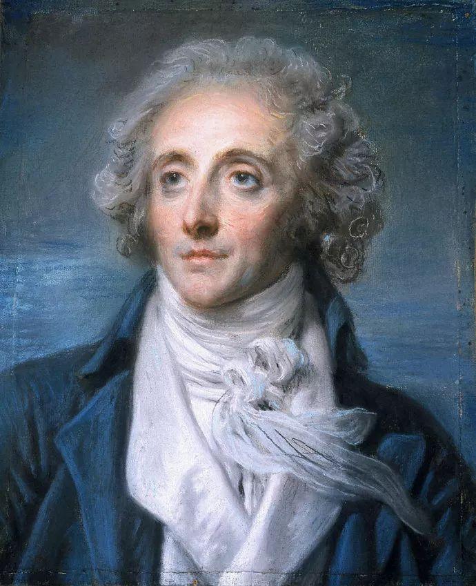 18世纪肖像画新风格 法国画家格勒兹(1725-1805)插图18