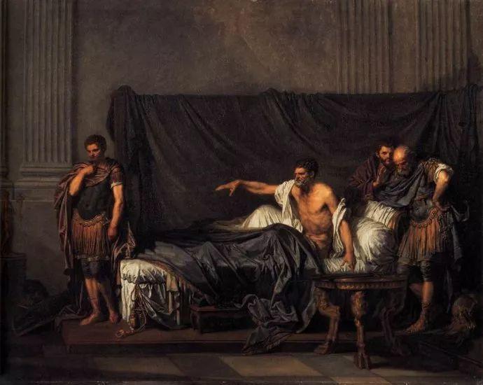 18世纪肖像画新风格 法国画家格勒兹(1725-1805)插图25