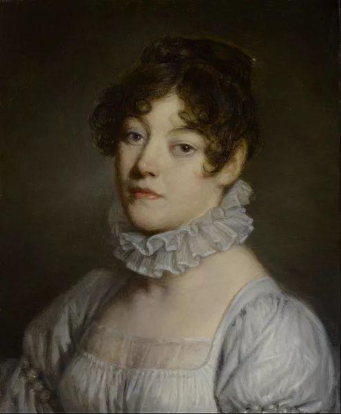 18世纪肖像画新风格 法国画家格勒兹(1725-1805)插图29