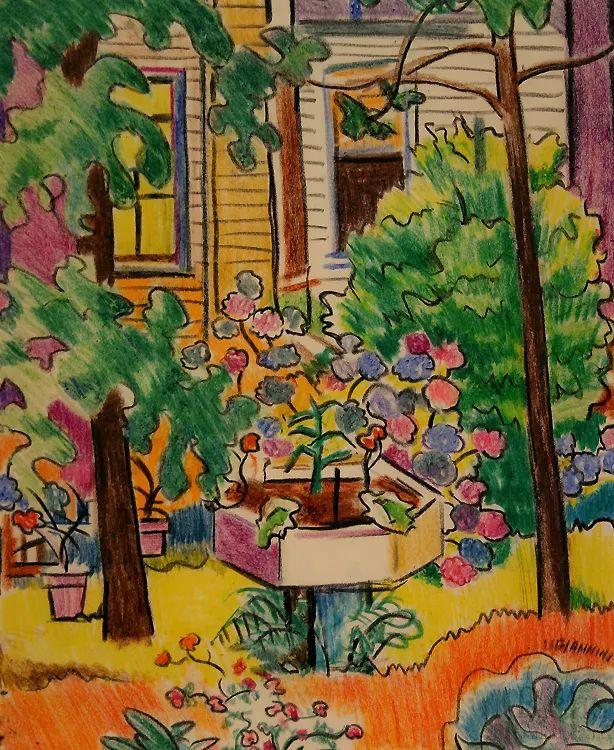 抽象作品 美国画家Ugo Omleto Giannini(1919-1993)插图7