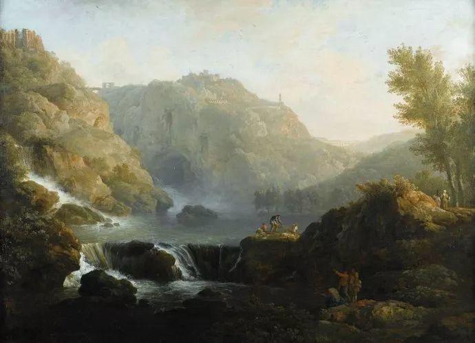 作品气势恢宏 法国18世纪风景画家韦尔内(1714-1789)插图15